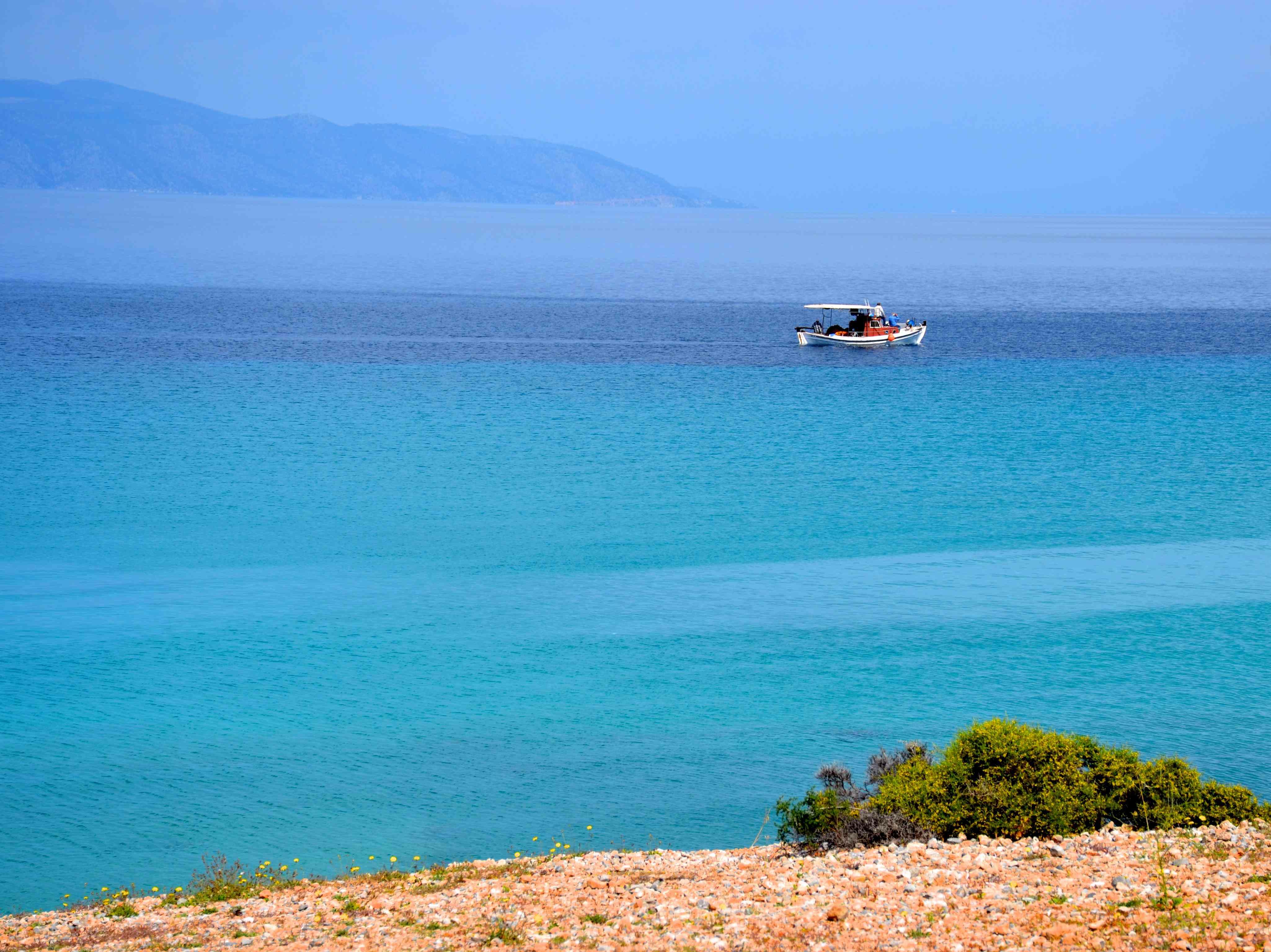 Dragonera-strand-Agkistri-Griekenland