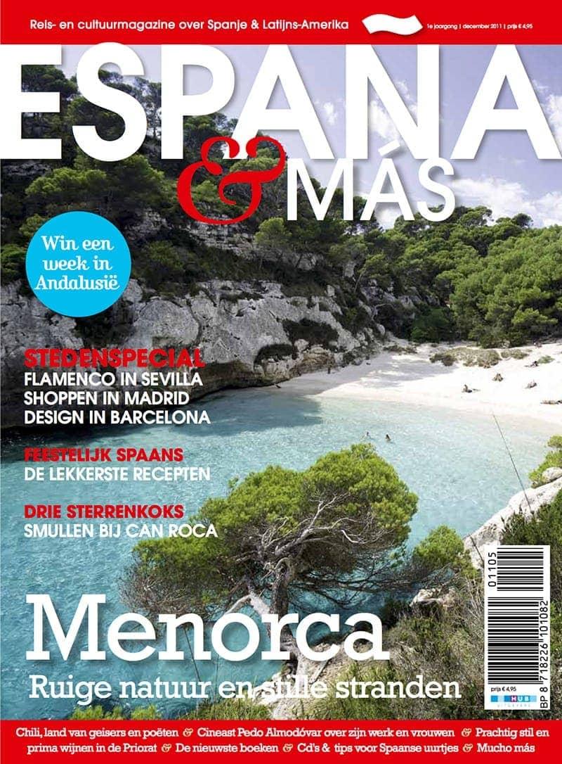 Tijdschrift over Spanje reisreportage